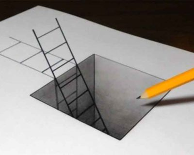 3D Drawing (Perspective Drawing)